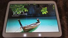 Samsung Galaxy Tab 3 GT-P5210 16GB, Wi-Fi, 10.1in  White, Excellent!