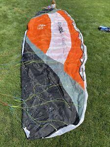 Kiteboarding Snowboarding Land boarding Power kite 10m
