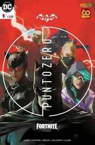 Batman / Fortnite - Punto Zero N° 1 - DC Comics - Panini Comics - ITALIANO NUOVO