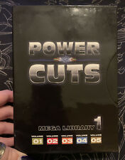 Digital Juice Power Cuts Mega Library 1 Sets 01-05 DVD-Rom Set