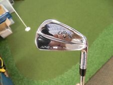 Callaway RH TOUR ISSUE Apex MB Forged 18 Irons 3-PW w/Project X 6.0 (B)