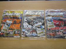 10x Top Gear Turbo Challenge Magazines+Trading Cards Boys Party Bag Filler Idea