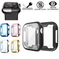 Für Watch 4 3 2 1 Case Cover Display Vollschutz iWatch 38 / 42mm 40  Heiß