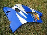 Suzuki GSXR Gsx R 600 750 right side Plastic Fairing Cowl body OEM 1995