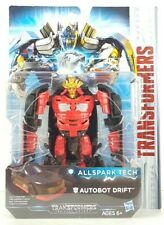 "AUTOBOT DRIFT Transformers The Last Knight Allspark Tech 5"" inch Figure 2017 D3"