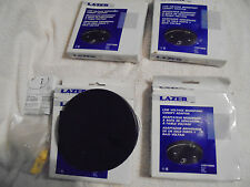 4 NEW HALO LZR210MB LAZER Monopoint Adapter TRACK LIGHTING COOPER BLACK FREE S&H