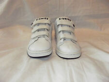 K Swiss Tongue Twister Trainers, 4UK, 37EUR, White/Black