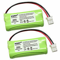 2-Pack Phone Battery for AT&T CL, CRL, EL, TL Series Home Cordless Telephones