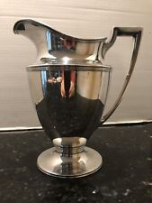 Tiffany co Sterling Silver Water Pitcher