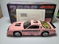 XRARE 1989 Dale Earnhardt Sr #3 Budweiser Pink IROC 1:24 NASCAR Action MIB Wow!