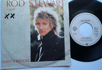 "Rod Stewart / Sweet Surrender / Ghetto Blaster 7"" Single Vinyl 1983"