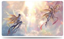 Digimon Custom Angels Playmat Angemon & Angewomon Anime TCG Play Mat