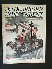 1926 The Dearborn Independent Magazine Chronicler Of The Neglected Truth