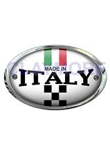 Italy car motorcycle sticker BENELLI MOTO GUZZI LAVERDA VESPA LAMBRETTA ROME