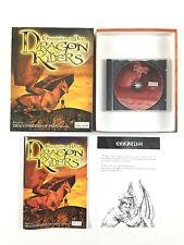 Jeu Chronicles of Pern Dragon Riders Sur PC Big Box / Boite Carton