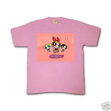 POWERPUFF GIRLS PINK TSHIRT!