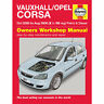 [5577] Vauxhall Opel Corsa 1.0 1.2 1.4 Petrol 1.3 1.7 Diesel 2000-2006 Haynes Ma