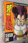 Dragon Ball Z: Temporada 1 One SIN CORTAR - DVD Box Set - NUEVO Y ABRIR