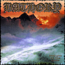Bathory - Twilight Of The Gods [CD New]