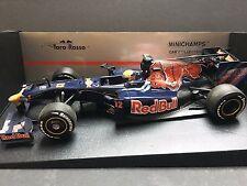 Minichamps - Sebastien Buemi - Toro Rosso - STR4- 1:18 - 2009 - Rare