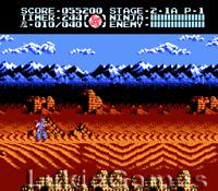 Ninja Gaiden III 3 - Rare NES Nintendo Game
