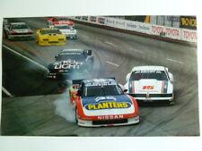 1989 Nissan Long Beach Trans-Am Race Car Picture / Print / Poster RARE! L@@K