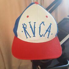 hot sale online ad8a6 b8a37 RVCA (A Skateboard   Surfer Clothing Company) OS Snapback Baseball Cap Hat