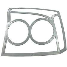 This Fits The Dodge Charger 2009 - 2010 ABS Chrome Tail Light Bezels