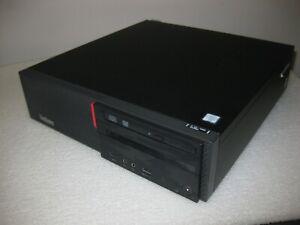 ThinkCenter M900 Tiny / i5-6500 4C 3.2GHz, 8GB RAM, 500GB SATA HD, Win10 Pro64