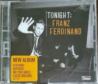 Tonight by Franz Ferdinand (CD, Jan-2009, 1 Disc, Domino)