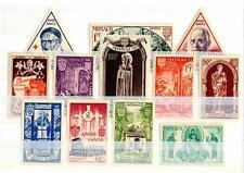 MONACO - 1951 - Anno Santo 1950