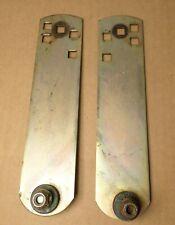 M110965 Handle Brackets John Deere Lawn Mower Ja65 Ja60 Ja62 Je75 Jx75 14Sb
