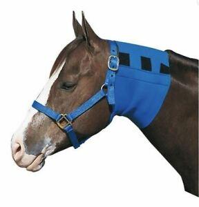 Equi-Prene Horse Jowl Neck Sweat Rug Full Blue 255mm 10inch