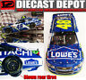 JIMMIE JOHNSON 2017 TEXAS WIN RACED VERSION LOWE'S 1/24 SCALE ACTION DIECAST
