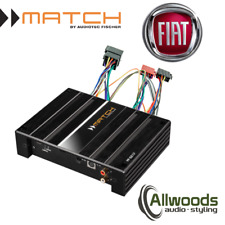 Match Amp and harness Package PP62DSP + FREE PP-AC Harness Cable Fiat Bravo