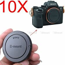 10x Body Cover Cap for Sony E-mount Camera NEX-5T NEX-3 NEX-C3 NEX-F3 NEX-3N QX1