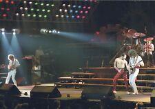 QUEEN PHOTO1984 ENTIRE BAND FREDDIE MERCURY UNIQUE UNRELEASED LONDON 12 INCH GEM