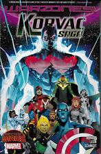 Secret Wars Warzones! Korvac Saga by Abnett & Leon 2015 TPB Marvel Comics OOP