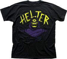 Charles Skelter He-man Skeletor Masters Of The Universe Camiseta Negra tc9640