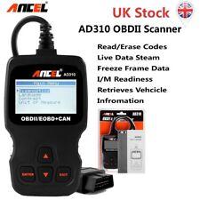 Ancel Car Universal OBD2 Code Reader Engine Check Dignostic Scanner Tool UK