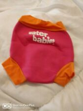 Lovely girls water babies Fashion swimming nappy pants size S