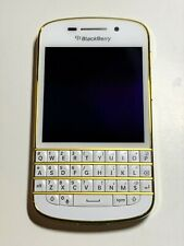 BlackBerry Q10 - 16GB -GOLD / WHITE (Unlocked)- ON SALE !! Limited Quantity !!