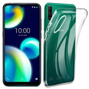 "Handy Schutzhülle Silikon Für Wiko View 4 Lite 6.52"" Ultradünn Ultraslim"