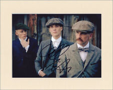 CILLIAN MURPHY PEAKY BLINDERS TOMMY SHELBY PP 8x10 MOUNT SIGNED AUTOGRAPH PHOTO