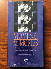 RARE 1993 Moving Memories VHS DVD Japanese-American Home Movies George Takei OOP