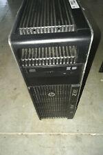 HP Z620 Workstation Intel Xeon E5-2620 2.00GHz 16GB RAM 2TB HDD