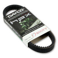 Dayco HPX Drive Belt for 1998-2005 Polaris Ranger 6x6 500 - High Performance he