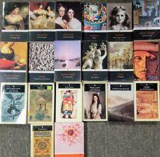 Penguin Classics PBs Austen Dickens Plato Aristotle Ovid Henry James lot of 20
