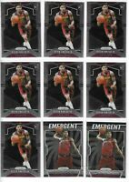 2019-20 Prizm Kevin Porter Jr. Rookie Card Lot x 9 Insert + Base Cavaliers