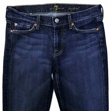 7 For All Mankind Jeans 27 Women's Bootcut Style Size 30X31